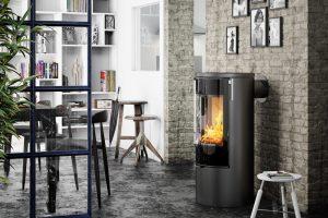 Rais Viva L 100 5kw Wood Burning Stove