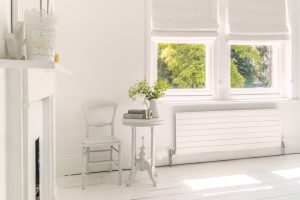 Decorative Panel Radiator - Bisque