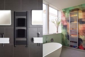 Deline Towel Rail - Bisque