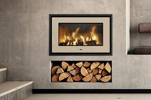 Rais 700 5kw Wood Burning Insert Fire