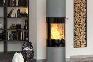 Rais Viva L 160 5kw Wood Burning Stove