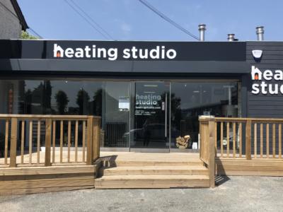 Heating Studio Showroom image